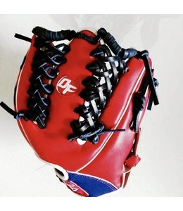 On Field On Field Pro Series euro kip OF-1 Navy/Red 11.5'' special Trapeze