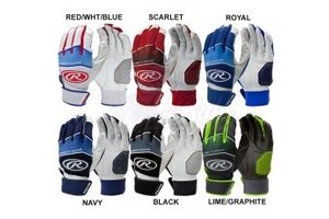 Rawlings Rawlings Workhorse Batting Gloves Youth