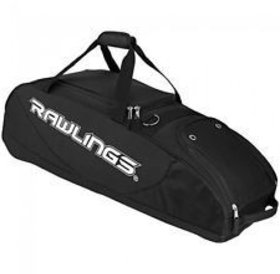 Rawlings Rawlings Player Preferred Wheeled Bag Black