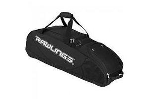 Rawlings Rawlings Player Preferred Wheeled Bag Black