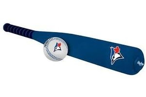 Rawlings Rawlings MLB Toronto Blue Jays foam bat and ball set