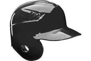 Rawlings Rawlings CoolFlo Pro Single Flap Batting Helmet for Left Handed Batter XL - 7 5/8- 8 CFSER B91
