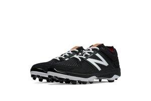 New Balance Athletic shoe inc New Balance Low-Cut PL3000 K3 black TPU Molded Cleat