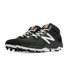 New Balance Athletic shoe inc New Balance Mid-Cut PM3000 K3 black TPU Molded Cleat