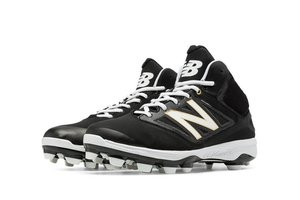 New Balance Athletic shoe inc New Balance PM4040 mid-cut molded cleat