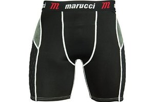 Marucci Marucci elite padded sliding short W/ Cup