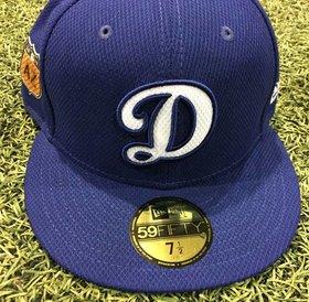 New Era Dodgers Spring Training Cap 2017