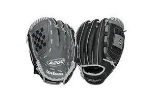 Wilson Wilson A200 T-Ball  Black/Grey  10''  RHT