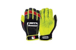 Franklin Franklin CFX Pro Revolt Black/OpticYellow/Red