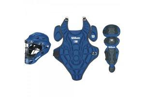 Wilson Wilson EZ Catcher Kit L-XL ages 7-12 royal