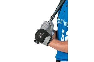 Mizuno Mizuno batters hand guard black