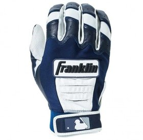 Franklin Franklin CFX Pro Batting Gloves Navy/White