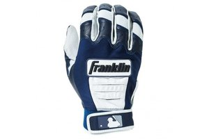 Franklin Franklin CFX Pro Batting Gloves Navy/White