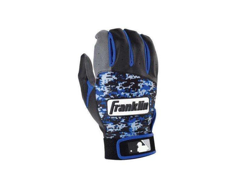 black batting gloves