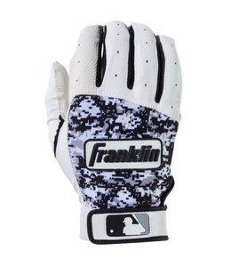 Franklin Franklin Digitek Batting Gloves White/Black Digi-Camo