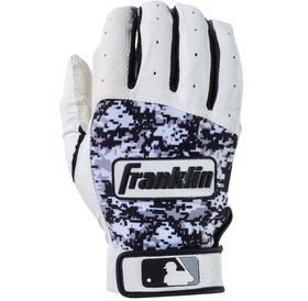 Franklin Franklin Digitek Batting Gloves White/Black Digi-Camo
