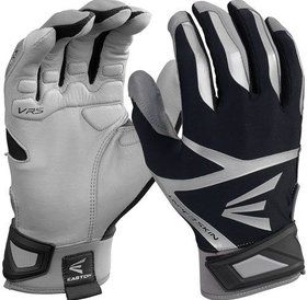 Easton Easton Z7 VRS Batting Gloves Youth Grey/Black