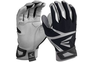 Easton Easton Z7 VRS Batting Gloves Youth Black/Grey