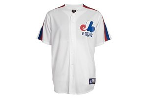 Majestic Majestic Cooperstown Montreal Expos Kids Jersey
