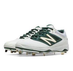 New Balance Athletic shoe inc New Balance L4040 OA3 white and green