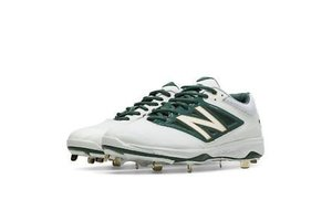 New Balance Athletic shoe inc New Balance L4040 OA3 white and green