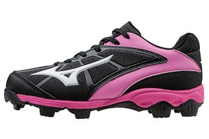 Mizuno Mizuno 9-Spike Youth Finch franchise 6 Girls Shoe