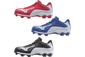 Mizuno Mizuno Franchise 8 Youth Black/White