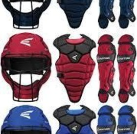 Easton Easton M5 Qwik Fit Catchers Set Youth