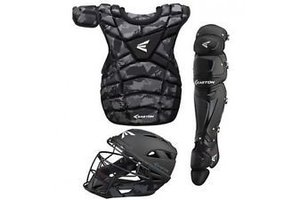 Easton Easton M10 custom Catcher set youth 9 - 12 years old black/camo