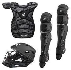 Easton Easton M10 custom Catcher set intermediate black /camo 13 - 15 years old