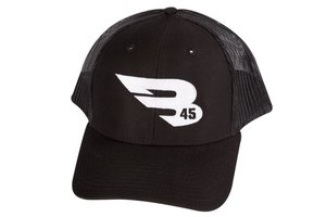 B45 B45 Trucker Hat Black