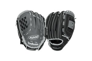 Wilson Wilson A200 T-Ball  Black/Grey  10.5''  RHT