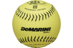 DeMarini DeMarini NSA DZ 12''  Yellow Softball