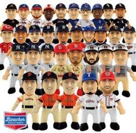Bleacher Creatures MLB player doll 10''
