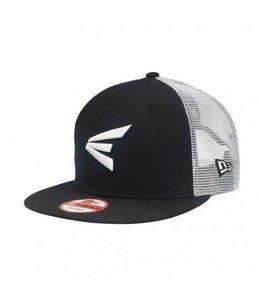 Easton Easton 9FIFTY Snapback Trucker Cage Hat Black/White