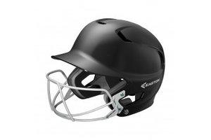 Easton Easton Z5 solid with softball mask Helmet Sr black