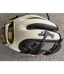 Rawlings Rawlings HOH Glove of the Month PRO234-2BG Black/Grey/Gold 11.5'' RHT