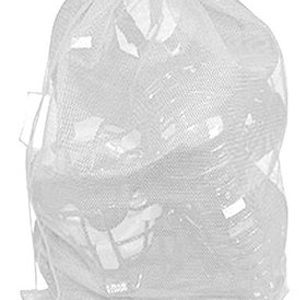 All Star All Star Mesh Equipement Bag 30 x 36'' white
