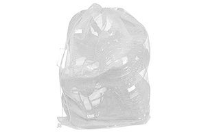 All Star All Star Mesh Equipement Bag 30 x 36'' white