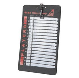 All Star All Star Coach's Deluxe Multi Sport Clipboard