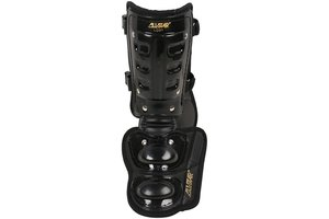 All Star All Star Batter's Pro Ankle Guard Black -Right Foot