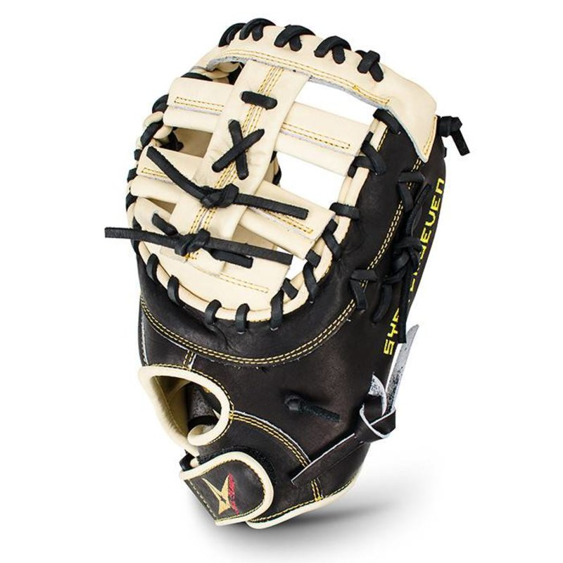All Star All Star First Base Glove Extended Pocket Closed Web 13'' LHT
