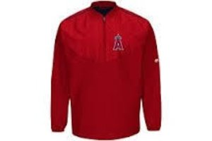 Majestic Majestic Angels Training Jacket Long Sleeve