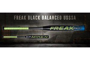 Miken Miken Freak Black Balanced USSSA
