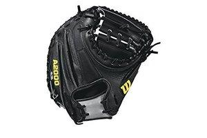 Wilson Wilson 2018 A2000 M2 Superskin Catcher's Glove  33.5'' RHT