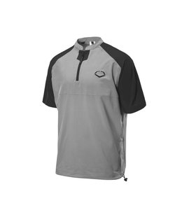 EvoShield Evoshield Adult Pullover BP Jacket charcoal/black large