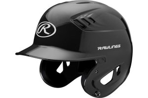 Rawlings Rawlings CFABHN Batting Helmet Black