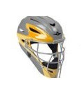 All Star Allstar - System 7 Catcher helmet MVP2500 Graphite / Gold