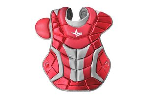 All Star All-star CP30PRO chest protector- scarlet