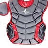All Star All-Star system 7 Catcher's chest protector graphite/scarlet camo Age 12-16